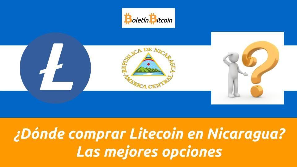 Donde comprar Litecoin en Nicaragua