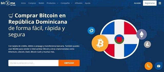 bit2me republica dominicana