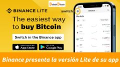descargar binance app lite
