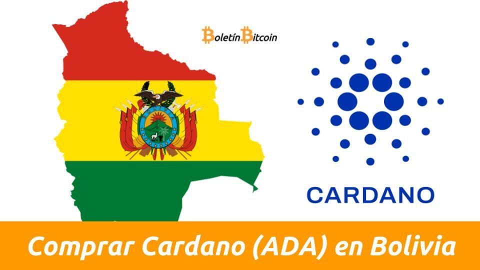 donde comprar cardano en bolivia