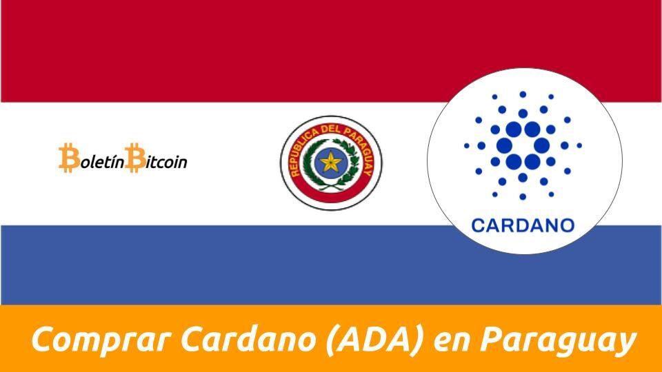 donde y como comprar cardano en paraguay