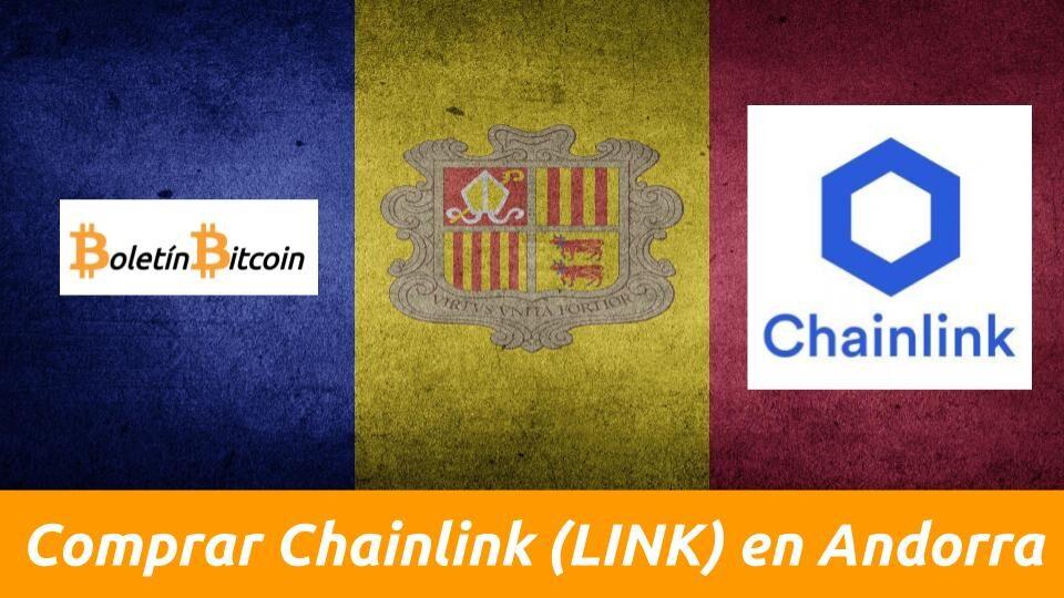 dónde y cómo comprar chainlink en andorra