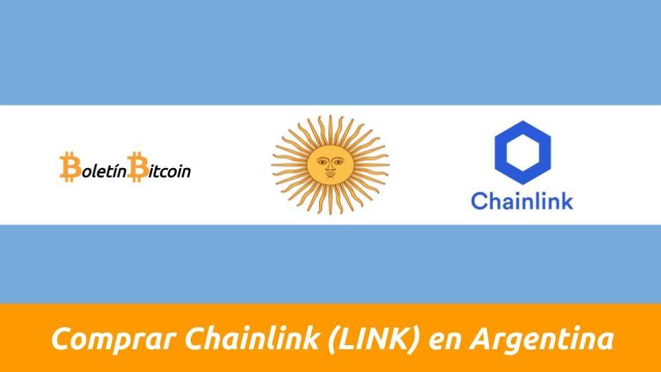 dónde y cómo comprar chainlink en argentina