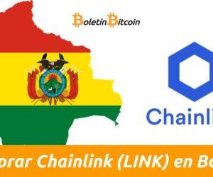 comprar chainlink en bolivia
