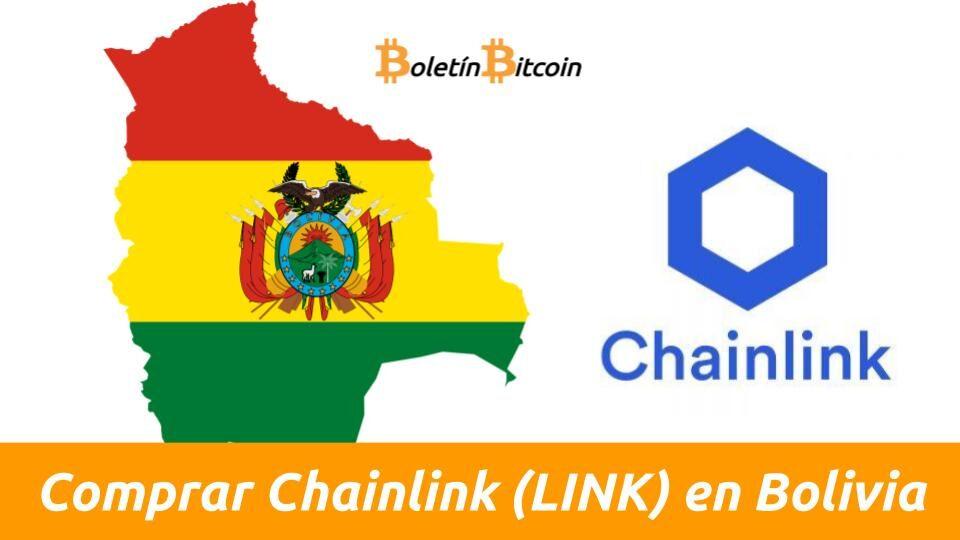 dónde y cómo comprar chainlink en bolivia