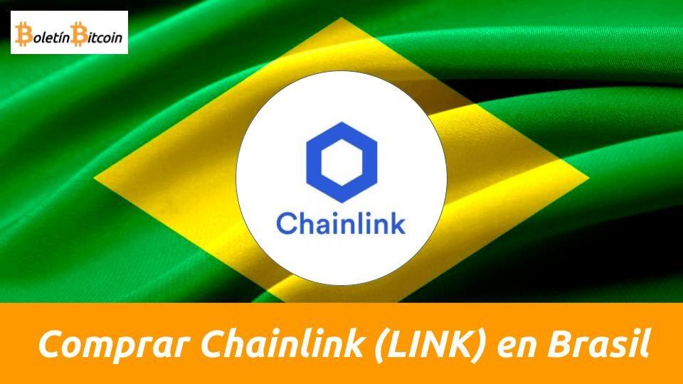 donde comprar chainlink en brasil
