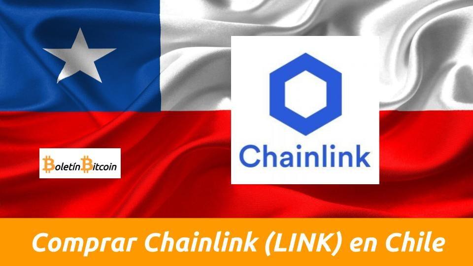 donde y como comprar chainlink en chile