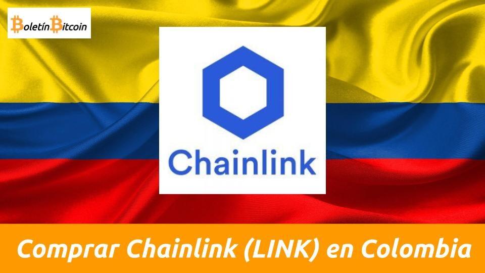 donde comprar chainlink en colombia
