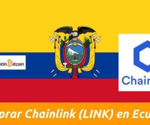 comprar chainlink en ecuador