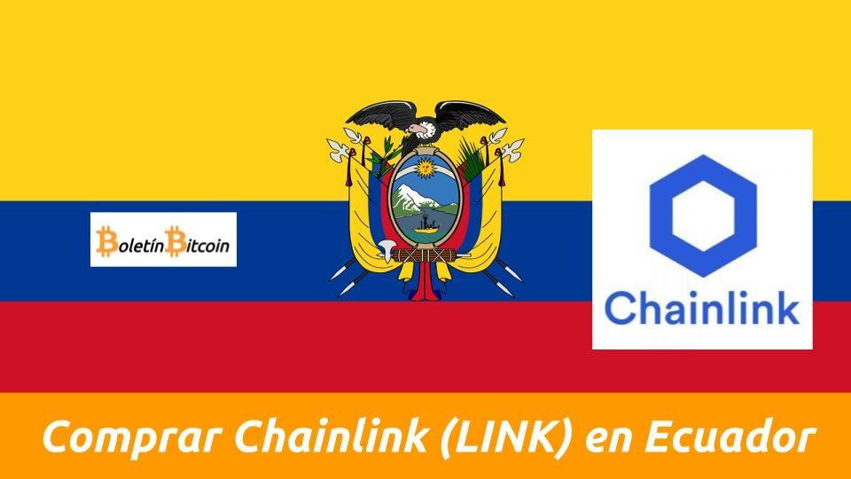 donde comprar chainlink en ecuador