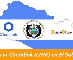 comprar chainlink en el salvador