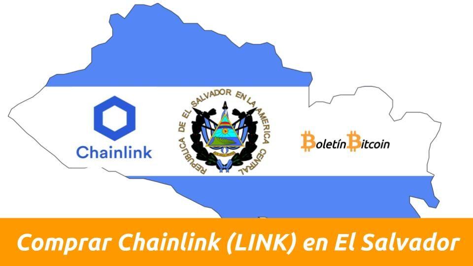 donde comprar chainlink en el salvador