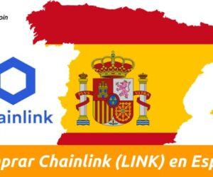 comprar chainlink en españa