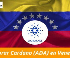 Dónde comprar Cardano en Venezuela
