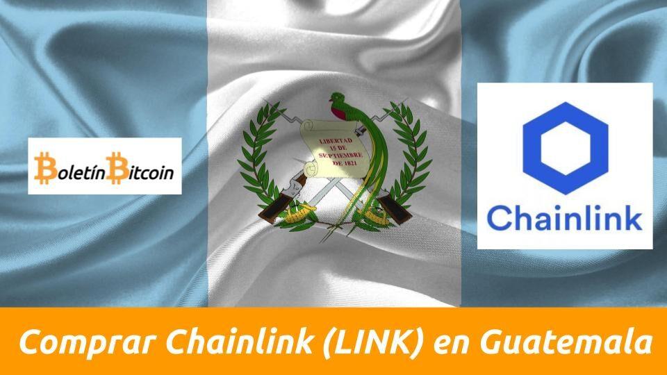 donde comprar chainlink en guatemala