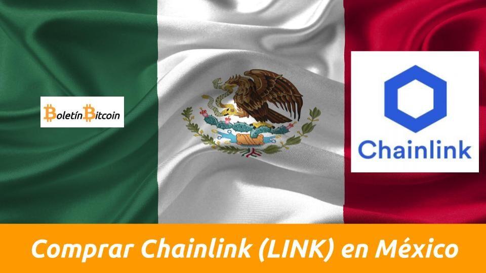 donde comprar chainlink en méxico