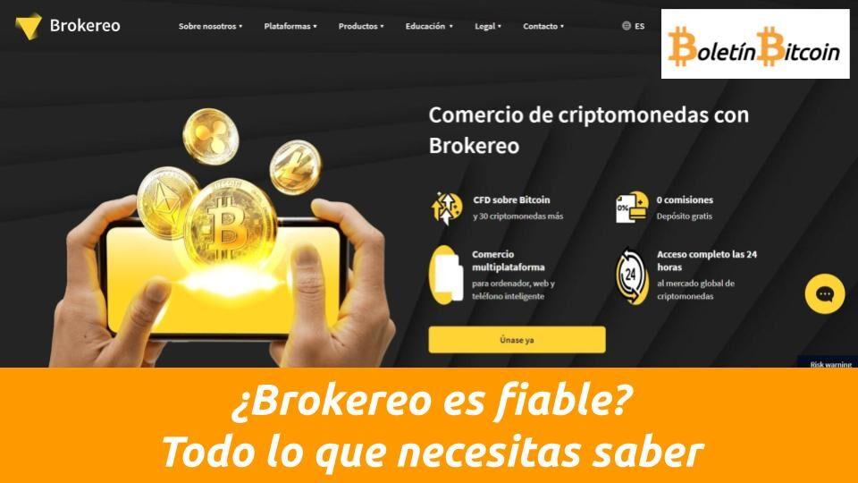 ¿brokereo es fiable? opiniones y revisión