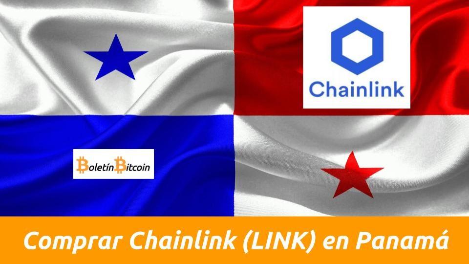 donde comprar chainlink en panama
