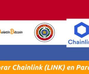 donde comprar chainlink en paraguay