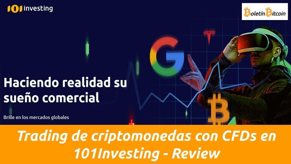 trading de criptomonedas con cfds en 101investing