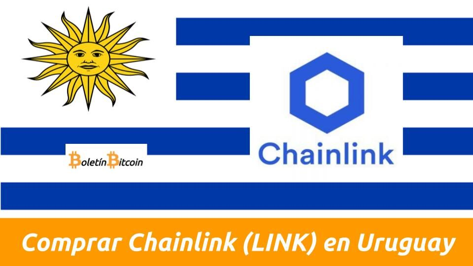 donde comprar chainlink en uruguay