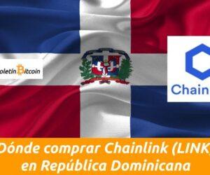 donde coprar chainlink en república dominicana