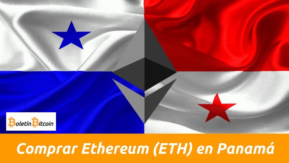 cómo comprar ethereum en Panamá