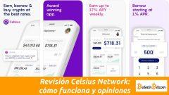 revisión y opiniones celsius network