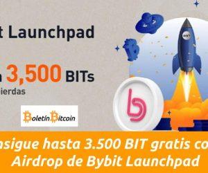 Airdrop BIT Bybit Launchpad