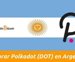 donde comprar polkadot en argentina