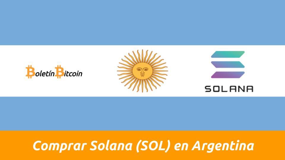 donde comprar solana en argentina