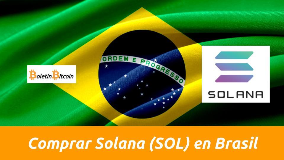 donde comprar solana en brasil