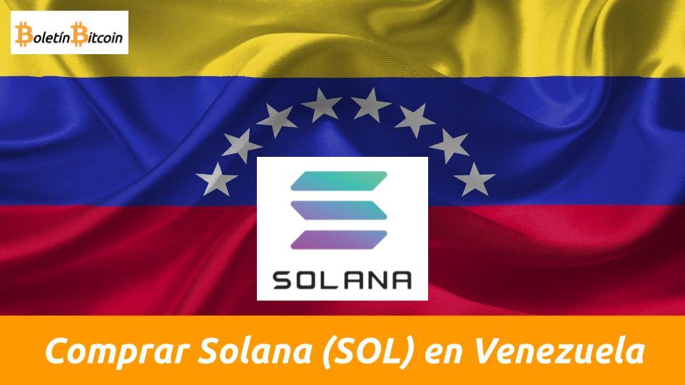 donde comprar solana en venezuela