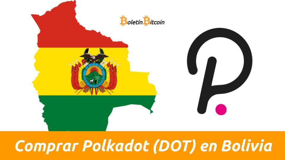 donde comprar polkadot en bolivia