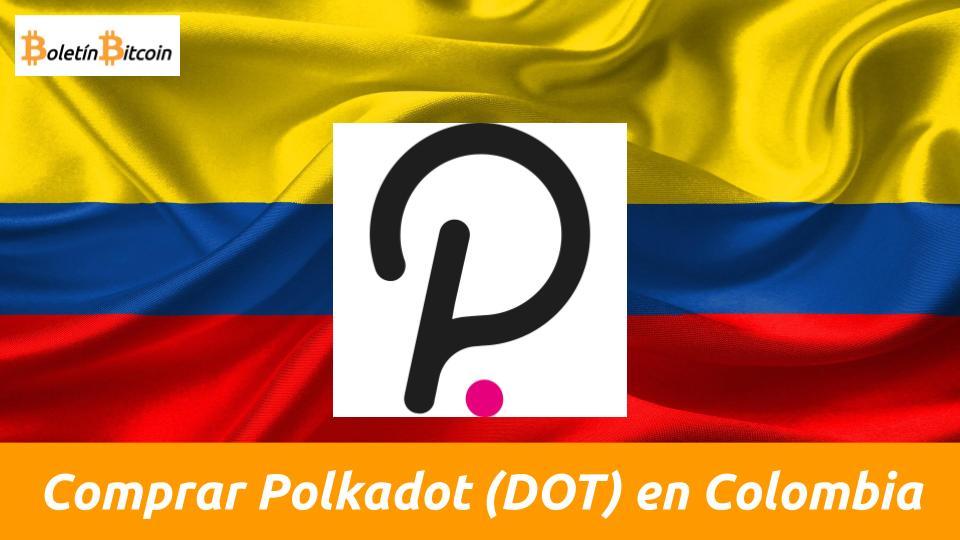 donde comprar polkadot en colombia