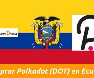 donde comprar polkadot en ecuador