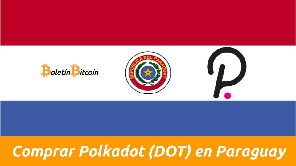 donde comprar polkadot en paraguay
