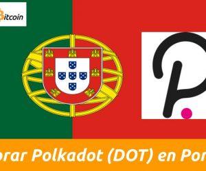donde comprar polkadot en portugal