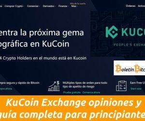 kucoin exchange opiniones